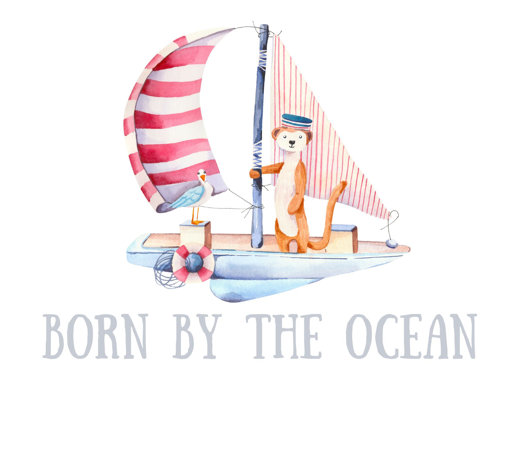 BORN BY THE OCEAN