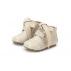 Ботинки JANE бежевые