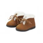 Ботинки LORA коричневые