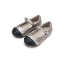 Туфли ALEXA серебристые