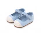 Туфли Jenny голубые