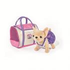 Мягкая игрушка CHI CHI LOVE Собачка в платье с сумочкой