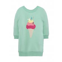 """Платье-свитшот """"Мороженка"""""""