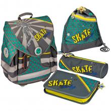 Школьный ранец Skateboarding Ergo Style+ с наполнением