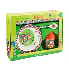 Набор детской посуды Elmer