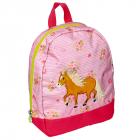 Рюкзак розовый Mein Kleiner Ponyhof