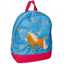 Рюкзак голубой Mein Kleiner Ponyhof