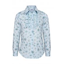 """Рубашка из хлопка """"Blublu"""""""