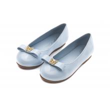 Туфли Kate голубые