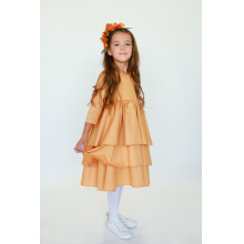 """Платье """"Воланы"""""""
