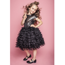 """Коктейльное платье """"Posh Black"""""""