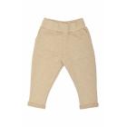 Укороченные штаны на резинке