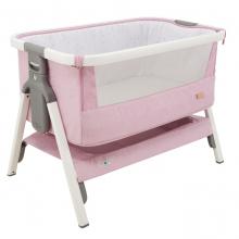 Колыбель Tutti Bambini CoZee White and Dusty Pink