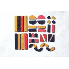 """Деревянный набор """"Letters""""(мемфис)"""