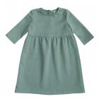 Платье детское мятное