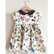 Платье в цветочек