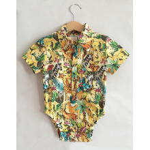 Рубашка-боди Джунгли
