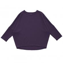 Взрослый лонгслив фиолетовый