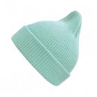 Хлопковая шапка мята New