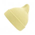 Хлопковая шапка пастельно-желтый New