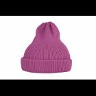 Хлопковая шапка фуксия