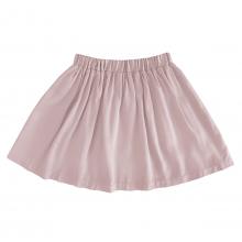 Детская вискозная юбка нежно-розовая