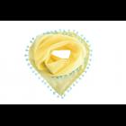 Шейный платок желтый