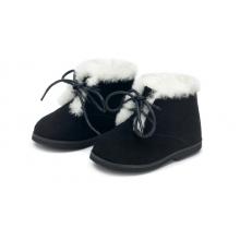 Ботинки LORA черные