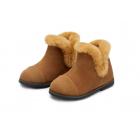 Ботинки ASHLEY коричневые