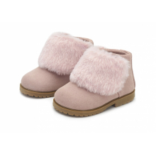 Ботинки CHUBI розовые