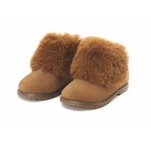 Ботинки CHUBI коричневые