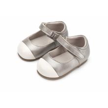 Туфли Jenny серебристые