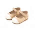Туфли Jenny бежевые
