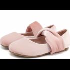Бархатные туфли Sophia розовые