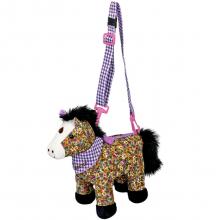 Плюшевая сумка Pferdefreunde