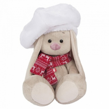 Мягкая игрушка Зайка Ми в белом берете (малая)