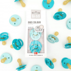 BIBS Colour (2 шт): Mint/Turquoise, 6-18 мес