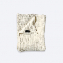 Муслиновое одеяло Mjölk Бежевый