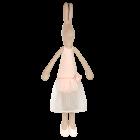 Кролик Балерина в розовом, Мега Макси