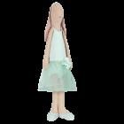 Заяц Балерина в мятном, Мега Макси