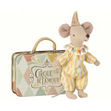 Мышонок Клоун в чемодане