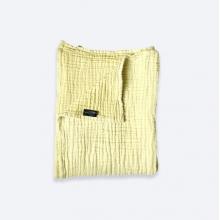 Муслиновое одеяло Mjölk Жёлтый