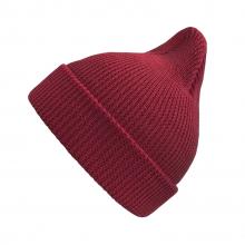 Хлопковая шапка красная New