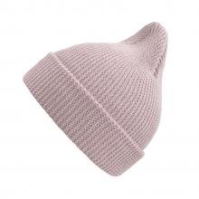 Хлопковая шапка нежно-розовая New