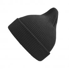 Хлопковая шапка чёрная New