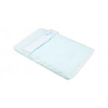Комплект постельного белья для колыбели Micuna Cododo TX-1640 Dots Blue