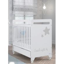Кровать Micuna Istar White/grey
