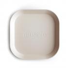Квадратные тарелки (2шт) Ivory