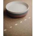 Круглые тарелки (2шт) Vanilla