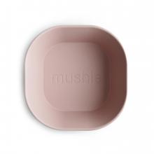 Квадратные миски (2шт) Blush